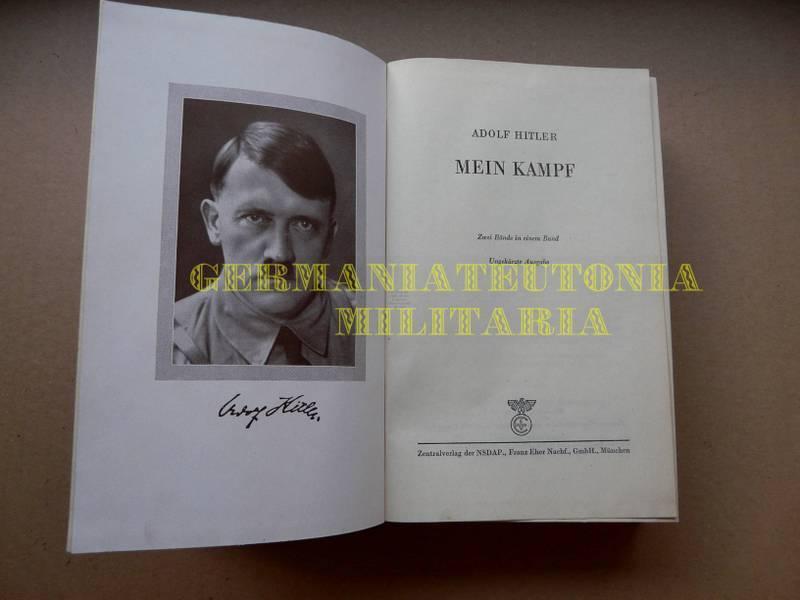 Buch Mein Kampf Original